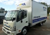 Goldstar Package 3 Tonne Van