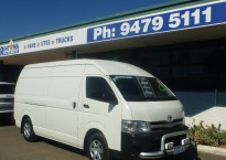 Goldstar Package 1.5 Tonne Van