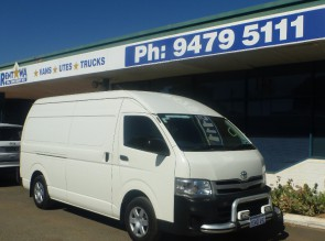 <span>Goldstar Package</span> 1.5 Tonne Van