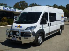 1.5 Tonne Van (15m³)
