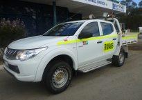 4×4 Dual Cab Tray/Ute